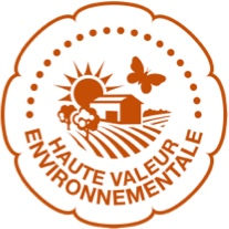 Logo produits issus d'une exploitation Haute Valeur Environnementale